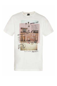 Protest T-shirt Spencer wit, Wit