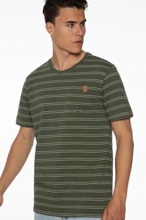 T-shirt NXG Kiko groen