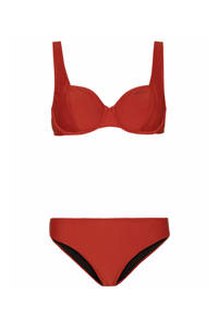 Protest beugel bikini Merryl C-cup rood, Clay