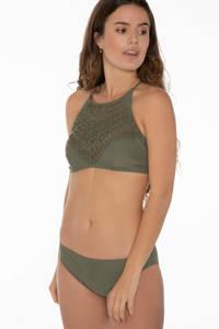 Protest bikini Horizon olijfgroen, Just Leaf