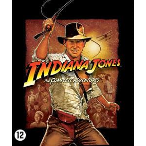 Indiana Jones - Complete adventures (Blu-ray)