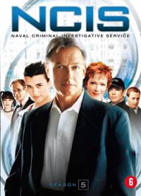 NCIS - Seizoen 5 (DVD)