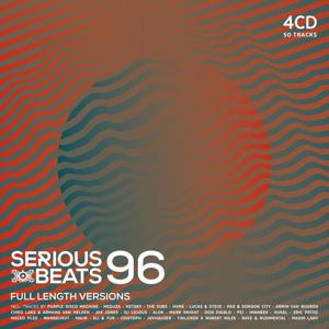Various Artists - Serious Beats 96 (CD)