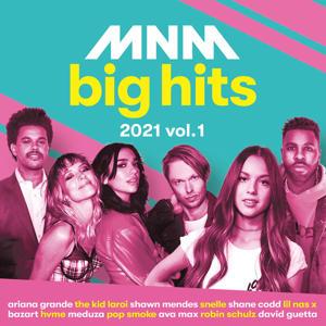 Various Artists - Mnm Big Hits 2021 Vol. 1 (CD)