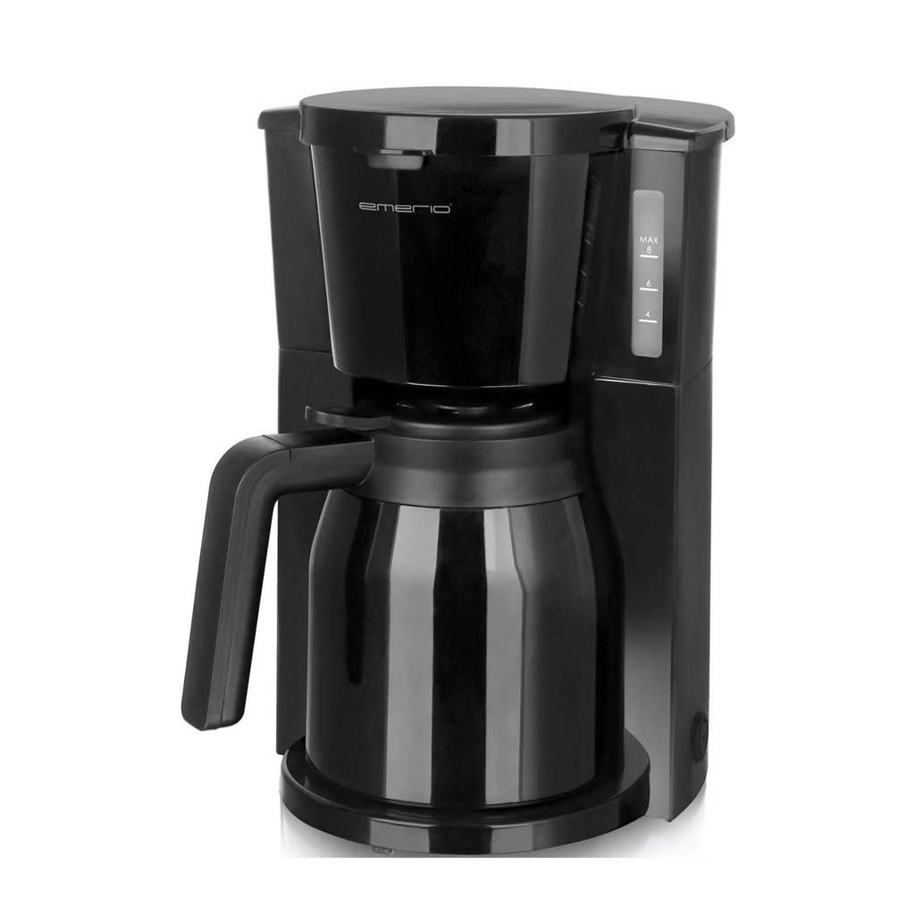Emerio CME-125050 koffiezetapparaat, Zwart