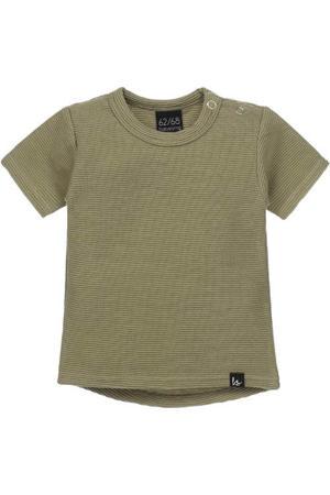T-shirt legergroen