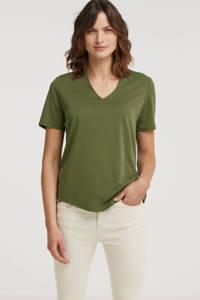 FREEQUENT T-shirt groen, Groen