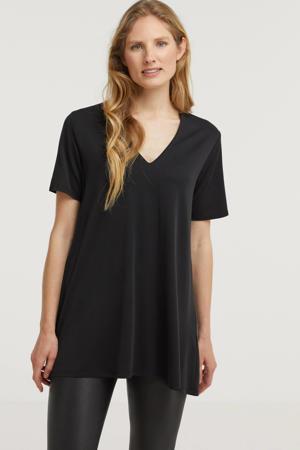 jurk FQYR-TU zwart