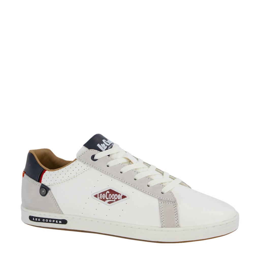 Lee Cooper Hayes  sneakers wit, Wit/multi