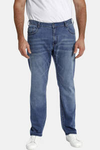 Charles Colby loose fit jeans BARON SAWYER Plus Size blauw, Blauw