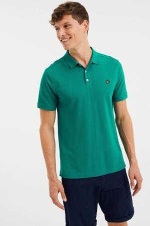 slim fit shirt woody green