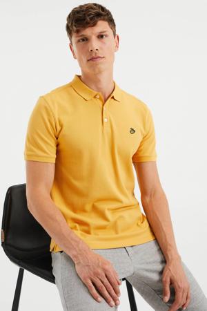 slim fit shirt happy apricot
