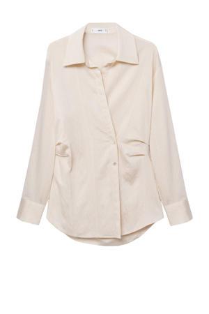 blouse lichtbeige