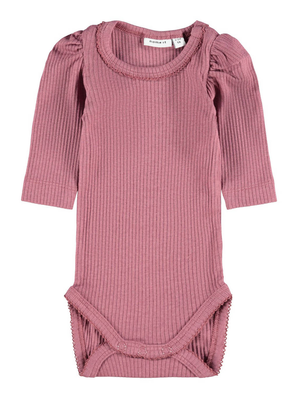NAME IT BABY romper oudroze, Oudroze