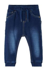 NAME IT BABY baby slim fit jeans NBMROMEO dark denim, Dark denim