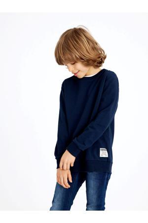 sweater Honk donkerblauw