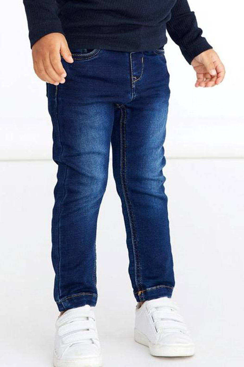 NAME IT MINI slim fit jeans NMMSILAS dark denim, Dark denim