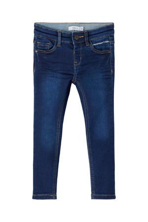 slim fit jeans Silas dark denim