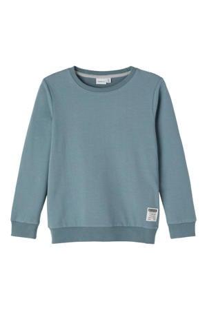 sweater Honk grijsblauw