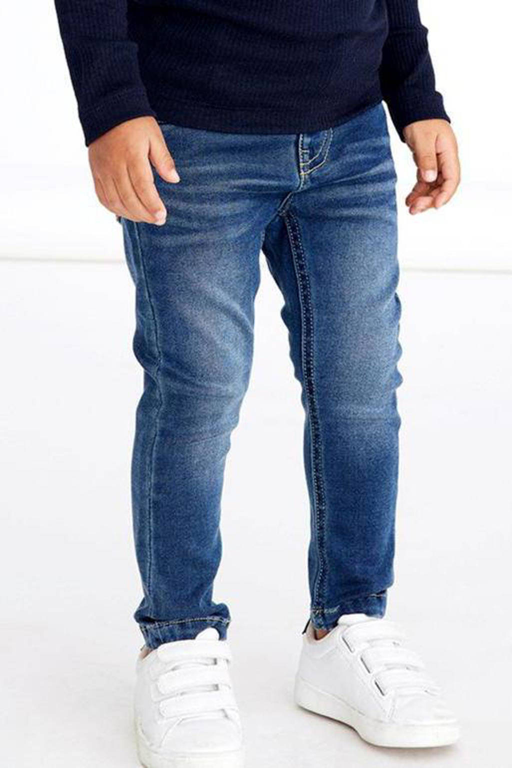 NAME IT MINI slim fit jeans NMMTHEO dark denim, Dark denim