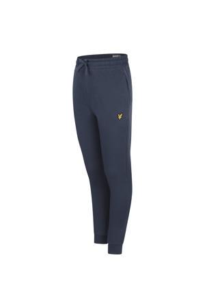 slim fit joggingbroek Classic BB donkerblauw