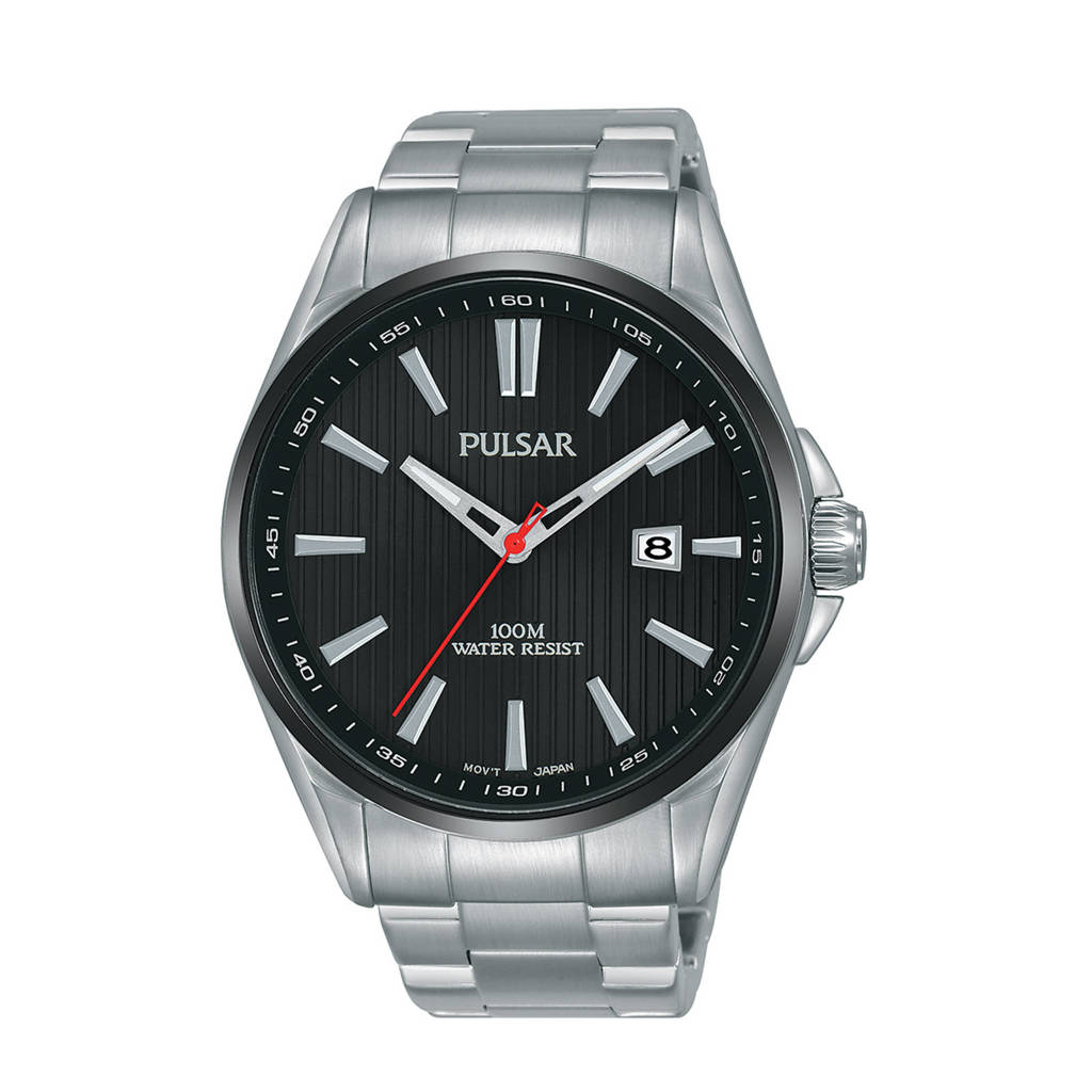 Pulsar horloge PS9605X1, Zilverkleurig