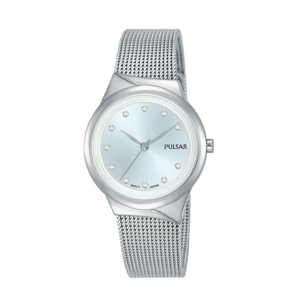 Pulsar horloge PH8439X1, Zilverkleurig