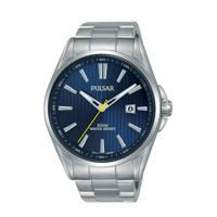 Pulsar horloge PS9603X1, Zilverkleurig