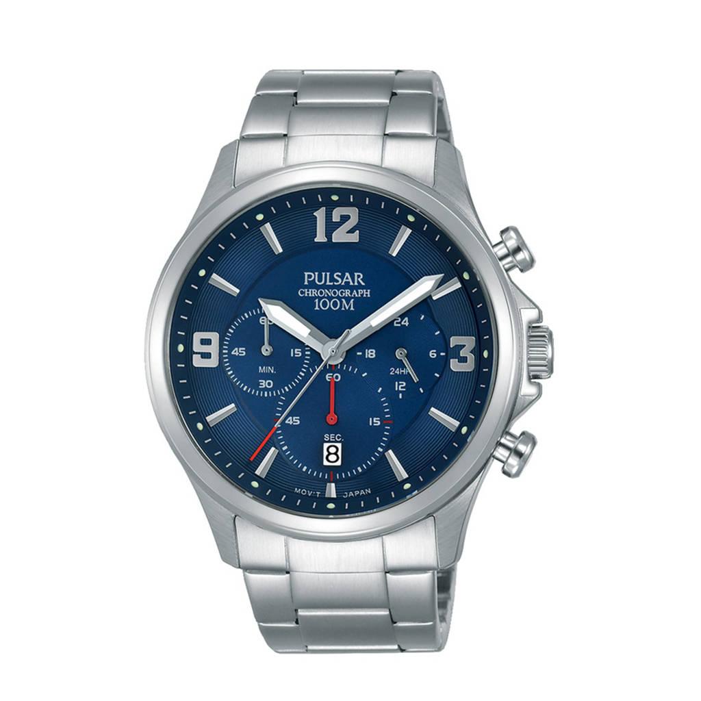 Pulsar horloge PT3867X1, Zilverkleurig