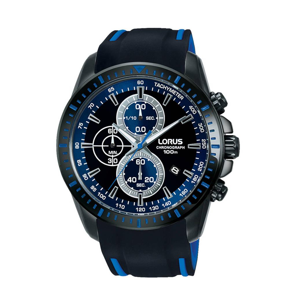 Lorus horloge RM355DX9, Zwart