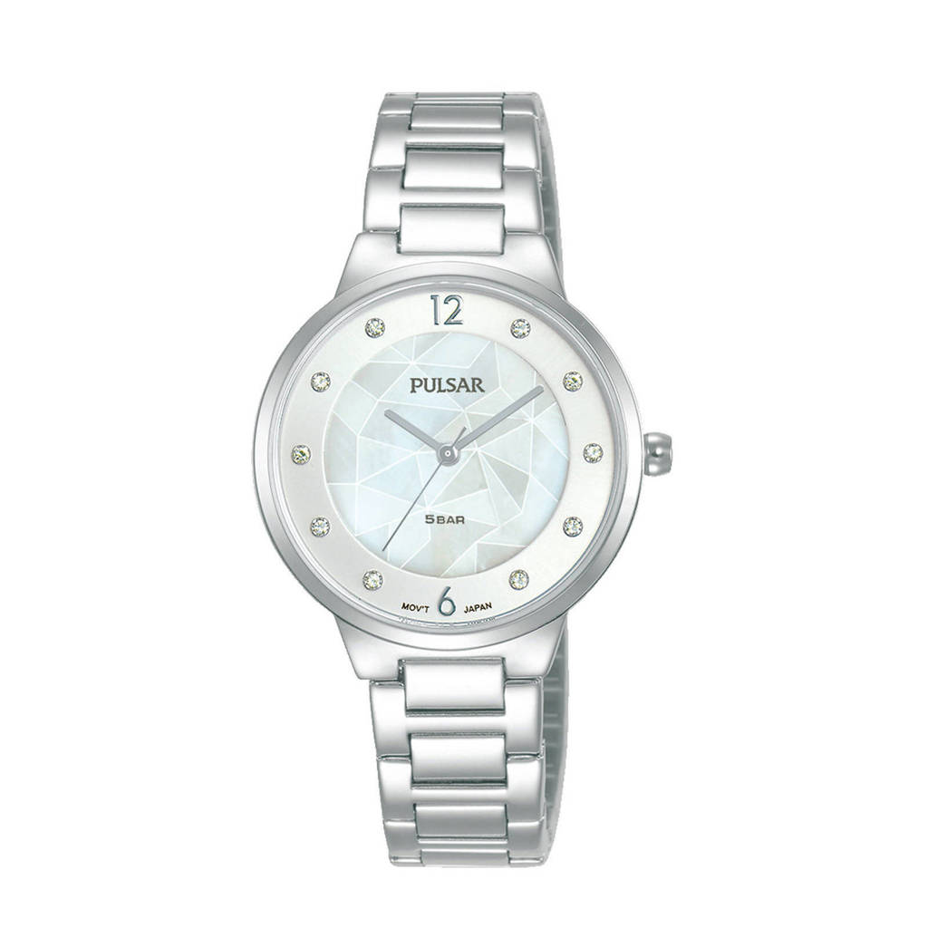 Pulsar horloge PH8511X1, Zilverkleurig