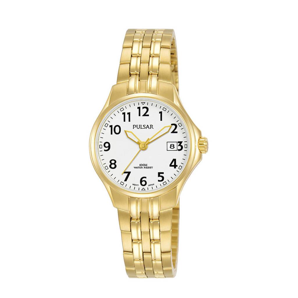 Pulsar horloge PH7492X1, Goudkleurig