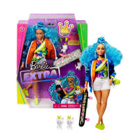 Barbie Barbie Extra Doll Blue Afro Hair