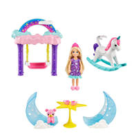 Barbie Fairytale Dreamtopia Chelsea speelset