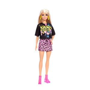 Barbie Fashionista Doll Rock shirtje & rokje