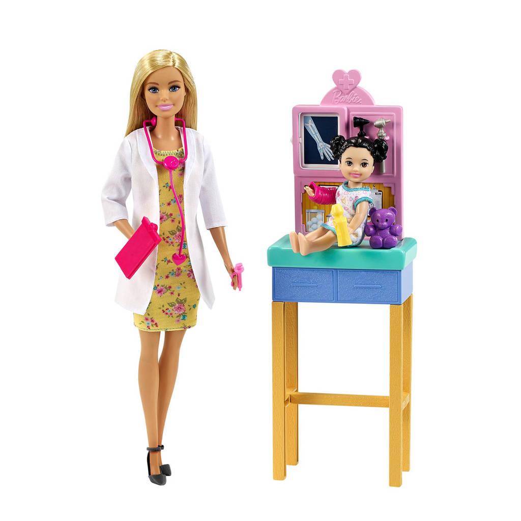 Barbie Kinderarts blond