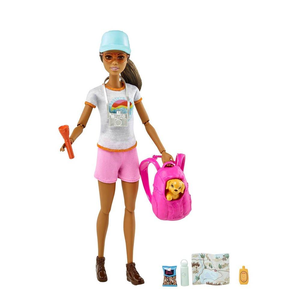Barbie Fashion en Beauty Barbie Welness Wandelen