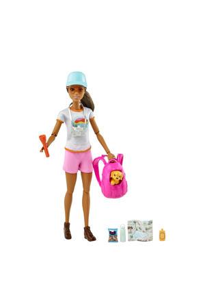 Barbie Welness Wandelen
