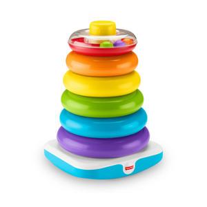 Grote kleurenringpiramide