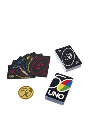 UNO 50th Premium kaartspel