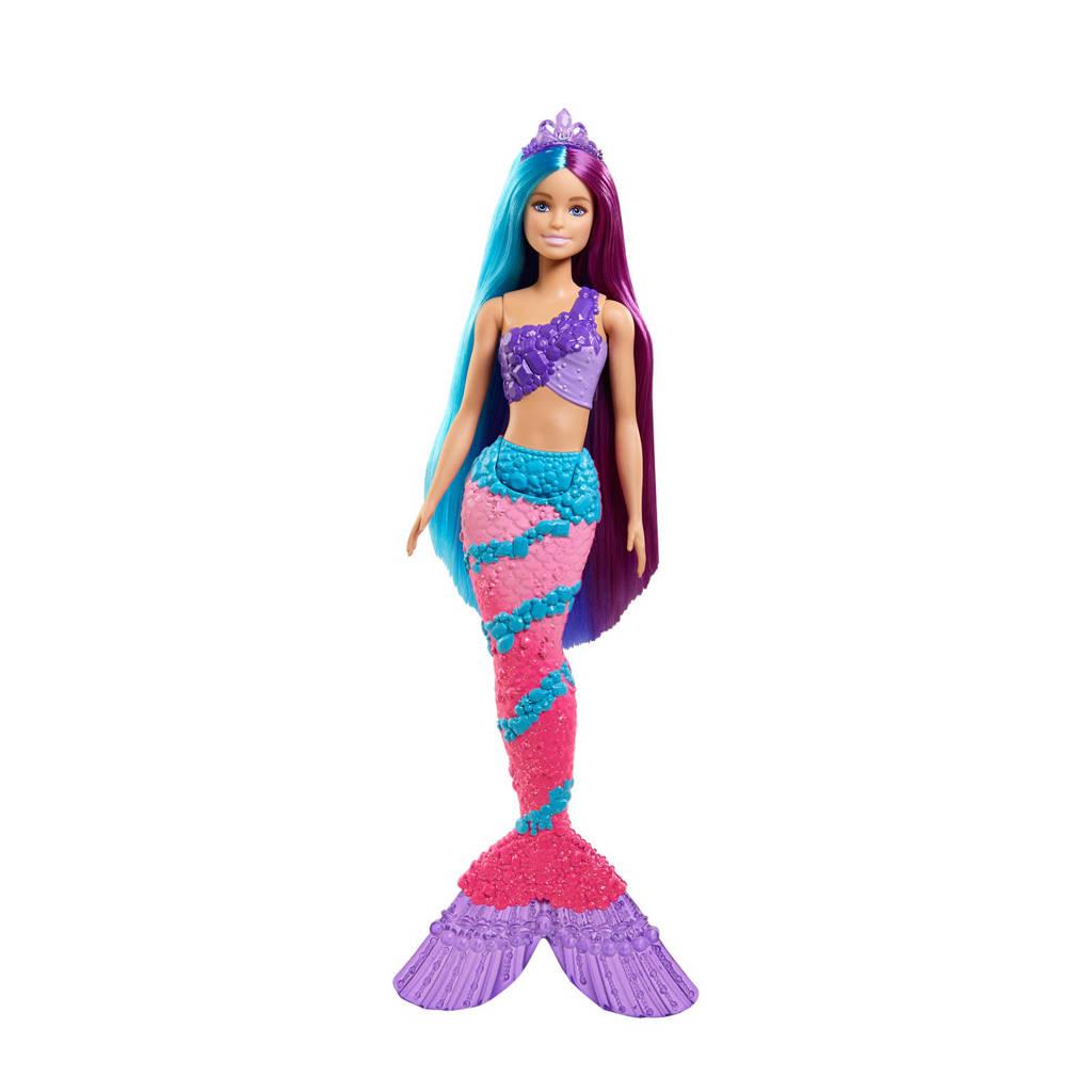 Barbie Fairytale Dreamtopia Zeemeermin met lang haar