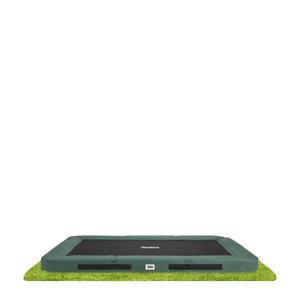 trampoline 366x244 cm