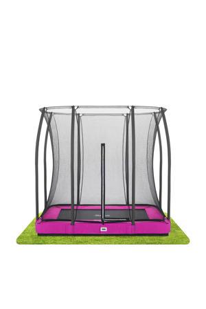 trampoline 214x153 cm