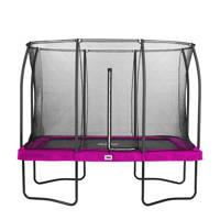 Salta Comfort Edition trampoline 305x214 cm, Roze