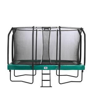 First Class trampoline 366x214 cm