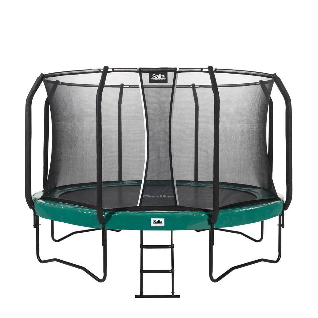 Salta First Class trampoline Ø366 cm, Groen
