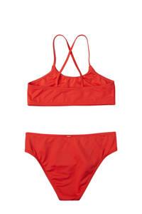 O'Neill Blue crop bikini Essential rood, Rood