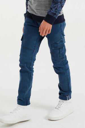 regular fit Blue Ridge jeans blauw