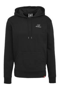 New Balance hoodie zwart, Zwart