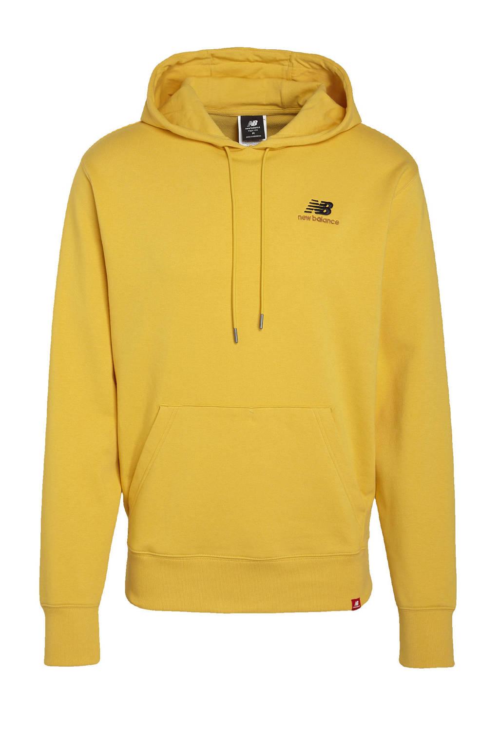 New Balance hoodie geel, Geel